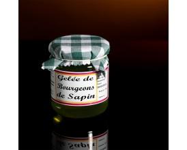 Gelée artisanale de bourgeons de sapin