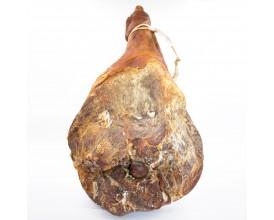 Jambon sec fumé avec os
